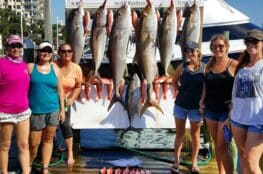 Booking Spring Break Fishing Charters Now Featured Image