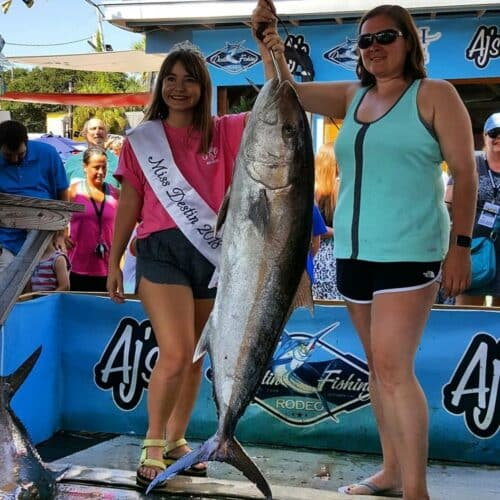 Into The Blue Fishing Charter - Destin Fishing Rodeo